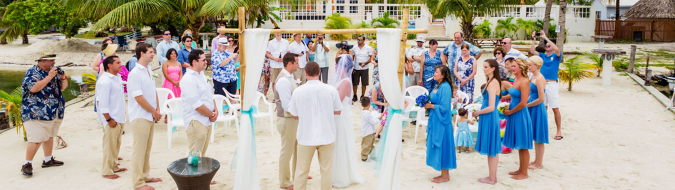 Belize Wedding Packages 20+