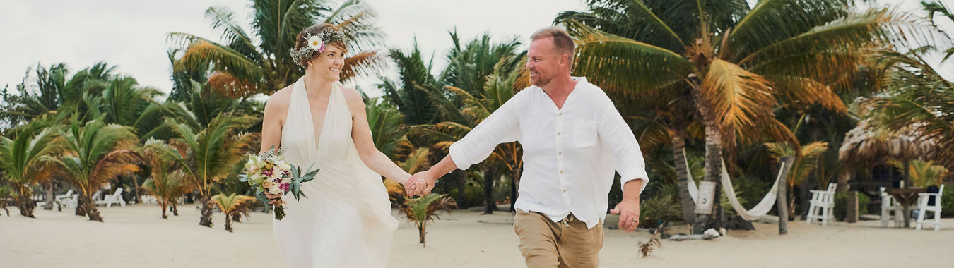 Belize Wedding Packages - Groups 5-20